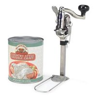 Nemco 56050-3 #1 CanPRO Side Cut Manual Can Opener - Security Model