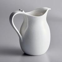 RAK Porcelain ANJU100 Anna 33.8 oz. Ivory Porcelain Jug - 4/Case
