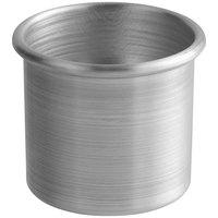 3 inch x 3 inch Round Aluminum Mini Cake Pan