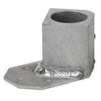 Eagle Group 374136 Floor Post Bracket for Aluminum Beer Keg Racks