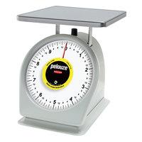 Rubbermaid Pelouze 810W 10 lb. Portion Scale - 9 inch x 9 inch Platform (FG810W)
