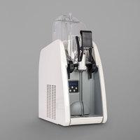 Fetco by Elmeco QK1 Quickream 1 Gallon Self-Serve Soft Serve Ice Cream Machine - 115V