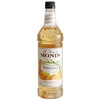 Monin 1 Liter Premium Butterscotch Flavoring Syrup