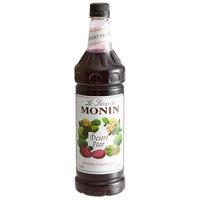 Monin 1 Liter Premium Desert Pear Flavoring Syrup