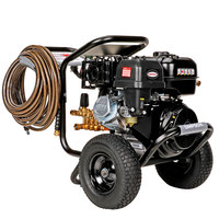 Simpson 60843 Powershot Pressure Washer with 50' Hose - 4400 PSI; 4.0 GPM