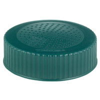 Vollrath 4905-191 Traex® Dripcut® Green Shaker Lid for Fine Ground Product