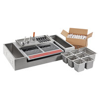 Avantco Deluxe Induction Made-To-Order Pancake Station
