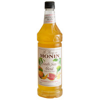 Monin 1 Liter Premium South Seas Blend Flavoring Syrup