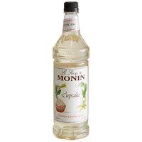 Monin 1 Liter Premium Cupcake Flavoring Syrup
