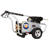 Simpson 60242 Water Shotgun Pressure Washer with Vanguard Engine and 50' Hose - 4000 PSI; 5.0 GPM
