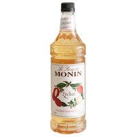 Monin 1 Liter Premium Lychee Flavoring Syrup