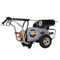 Simpson 60243 Water Shotgun Pressure Washer with Honda Engine and 50' Hose - 5000 PSI; 5.0 GPM