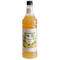 Monin 1 Liter Premium Habanero Lime Flavoring Syrup