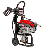 Simpson 60972 Clean Machine Pressure Washer with 25' Hose - 2400 PSI; 2.0 GPM