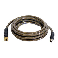 Simpson 41113 Monster 3/8 inch x 25' Cold Water Pressure Washer Hose - 4500 PSI