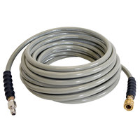 Simpson 41096 Armor 3/8 inch x 100' Cold and Hot Water Pressure Washer Hose - 4500 PSI