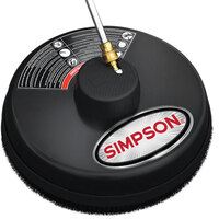 Simpson 80165 15 inch Pressure Washer Surface Cleaner - 3700 PSI