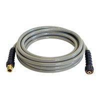 Simpson 40225 MorFlex 5/16 inch x 25' Cold Water Pressure Washer Hose - 3700 PSI