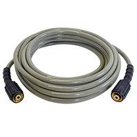 Simpson 40225 MorFlex 5/16 inch x 25' Cold Water Pressure Washer Hose - 3700 PSI