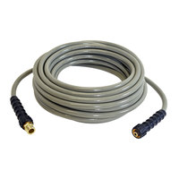 Simpson 40226 MorFlex 5/16 inch x 50' Cold Water Pressure Washer Hose - 3700 PSI