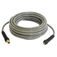 Simpson 40226 MorFlex 5/16 inch x 50' Cold Water Pressure Washer Hose - 3700 PSI