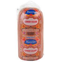 Kunzler 6.5 lb. Cooked Salami   - 2/Case