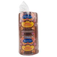 Kunzler 7 lb. Sweet Bologna - 2/Case