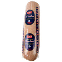 Kohler 8 lb. Natural Casing Genoa Salami - 2/Case