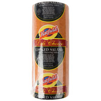 Hatfield Deli Choice 7 lb. Fully Cooked Salami - 2/Case