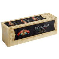 Land O' Lakes 2 Cheese Italian Blend 5 lb. Solid Block - 2/Case
