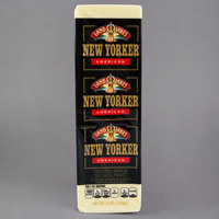 Land O' Lakes New Yorker White American Cheese 5 lb. Solid Block - 6/Case