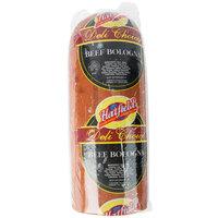 Hatfield Deli Choice 7 lb. Beef Bologna - 2/Case