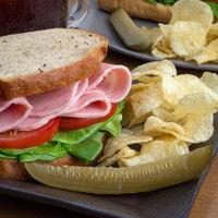 Kunzler 13 lb. Cooked Ham - 2/Case