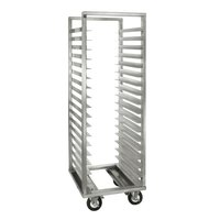 Cres Cor 207-1818-D Deluxe Roll In Refrigerator Rack - 18 Pan Capacity
