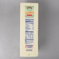 Land O' Lakes Naturally Slender Reduced Fat White American Cheese 5 lb. Solid Block   - 2/Case