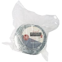 Roth Wisconsin Cheese 6 lb. Raw Milk Buttermilk Blue Cheese Wheel - 2/Case