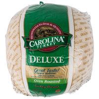 Carolina Turkey Deluxe 10 lb. Oven Roasted Skinless Turkey Breast - 2/Case