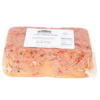 John F. Martin & Sons 6 lb. Cured Pork Tongue Souse - 3/Case