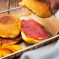 Taylor Provisions Trenton 6 lb. Mild Pork Roll - 2/Case