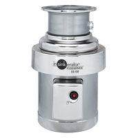 Insinkerator SS-150-36 Commercial Garbage Disposer - 1 1/2 HP, 3 Phase