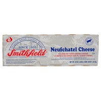 Smithfield 3 lb. Amish Country Neufchatel Lite Cream Cheese - 10/Case