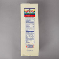 Land O' Lakes White American Cheese - 5 lb. Solid Block - 6/Case