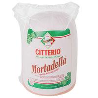 Citterio 6 lb. Mortadella with Pistachio - 4/Case
