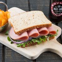 Prima Porta 6.5 lb. Hot Spicy Ham - 2/Case