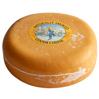 Ice Skater Naturally Smoked Gouda 5 lb. Wheel
