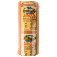 Butcher Wagon 7 lb. Bologna   - 2/Case