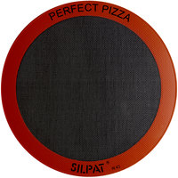 Sasa Demarle SILPAT® AH305-01 12 inch Round Silicone Non-Stick Perfect Pizza Baking Mat