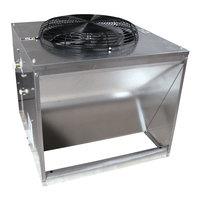IMI Cornelius RC05001 Remote Ice Machine Condenser- 115V 1 Phase