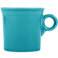 Homer Laughlin 453107 Fiesta Turquoise 10.25 oz. Mug - 12/Case