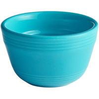 Tuxton CIB-0752 Concentrix 7.5 oz. Island Blue China Bouillon Cup - 24/Case